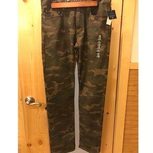 GAP Men Army Fatigue Jeans